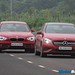 Mercedes A-Class vs BMW 1-Series