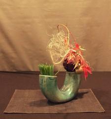 nordiclotus_20130925f (nordiclotus) Tags: ikebana morimono
