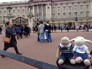 Buckingham Palace - Explored 29/9/13 #27
