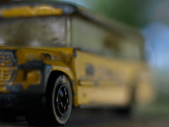 Knick ~ Knack (Shelby's Trail) Tags: macro bus toy bokeh hotwheels theme hmm obsolete knickknack eightdaysaweek sooc twtme macromondays