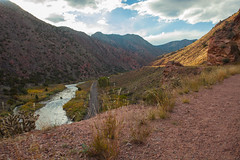 IMG_1640 (Wildsight Photography) Tags: city railroad mountains clouds canon river colorado path tunneldrive