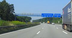 A6-13 (European Roads) Tags: road 6 germany deutschland highway motorway autobahn sl kreuz freeway kaiserslautern rohrbach a6 rlp saarland rheinlandpfalz bab saarbrcken dreieck homburg ramstein neunkirchen einsiedlerhof sanktingbert landstuhlwest kaiserslauternost
