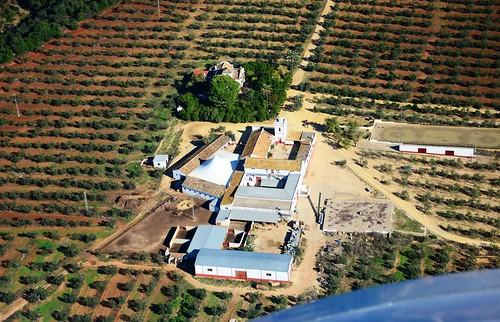 Fotos Aéreas de la Hacienda San Felipe