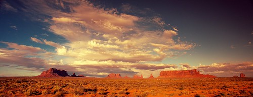 Monument Valley, AZ/UT USA