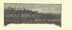 Image taken from page 19 of 'Uncle Bernac: a memory of the Empire. [A romance.]'