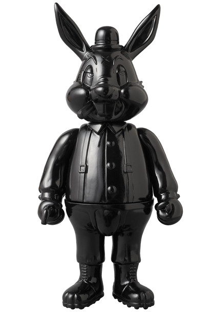 Medicomtoy A Clockwork Carrot Dark Hell / Hell Black