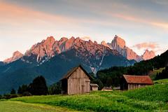Croda dei Baranci (Corsaro078) Tags: landscape montagna montain paesaggio dolomites dolomiti d3 crodadeibaranci