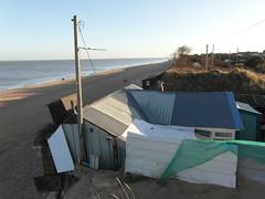 SAM_2873 (.Martin.) Tags: uk homes sea storm coast high december dunes norfolk east damaged surge destroyed tides 6th devastation collapsed anglia clifftop hemsby 2013