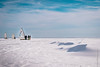 Ice Boaters (dougwillobee) Tags: winter unitedstates michigan iceboats newbaltimore lakestclaire snowdunes nikondf