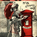 Capa da revista antiga | old magazine cover | Portugal 1900s