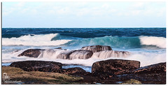 IMG_0377 (Brett Huch Photography) Tags: seascape beach nature water surf waves seascapes australia qld queensland aussie sunshinecoast caloundra shellybeach wavesbreaking
