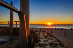 _09A3029 - Sunset Scarborough Beach Perth (Gil Feb 11) Tags: sunset westernaustralia canon5dmkiii scarboroughbeachperth