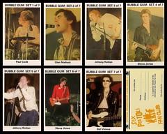 Sex Pistols 0062 (PostCardScan) Tags: punk postcard punkrock pil sidvicious anarchyintheuk stevejones holidaysinthesun johnnyrotten nancyspungen thesexpistols paulcook publicimageltd postcardscan johnlyndon {vision}:{people}=099 {vision}:{face}=099 {vision}:{groupshot}=099 {vision}:{text}=0655