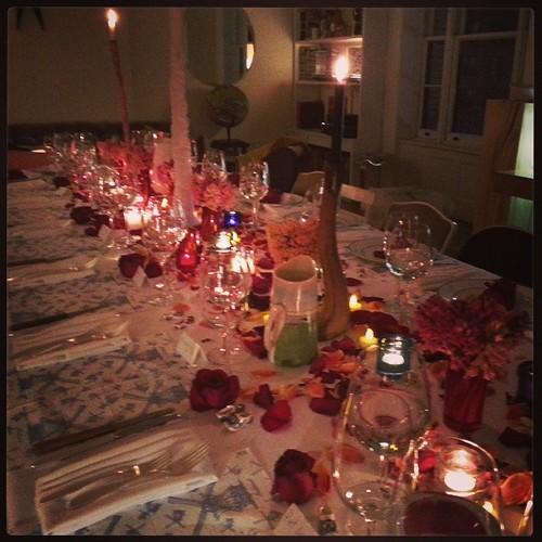 #Spectacular #dinner by #amazing @marjasamsom
