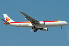 EC-LUK Iberia A330-300 Madrid Barajas (rmk2112rmk) Tags: madrid plane airport aircraft aviation airbus mad a330 airliner iberia barajas airbusa330 lemd civilaviation a330300 madridbarajas airbusa330300 ecluk