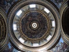 Roma Chiesa di S.Agnese in Agone (adrianovero) Tags: rome roma cupole