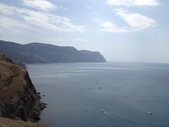 Kustlijn van de Krim