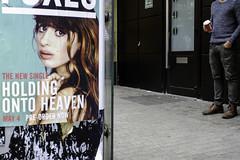 New Single (stevedexteruk) Tags: street new costa london cup coffee holding heaven little candid argyll soho streetphotography single onto 2014