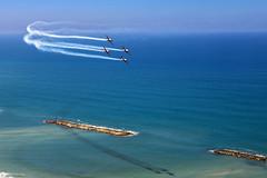 IMG_2098 (xnir) Tags: happy israel telaviv team day force aviation air tel aviv independence t6 aerobatic nir 66th texanii benyosef xnir  idfaf