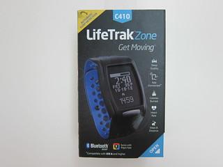 LifeTrak Zone C410 Watch