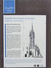 St-Pol-de-Lon  Chapelle Notre-Dame-du-Kreisker, 2012 (bergeje) Tags: stpoldelon
