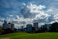 Albert Park. (kensol72) Tags: city sky cloud 35mm fuji photos melbourne fujifilm unlimited fujinon xf xe2 unlimitedphotos