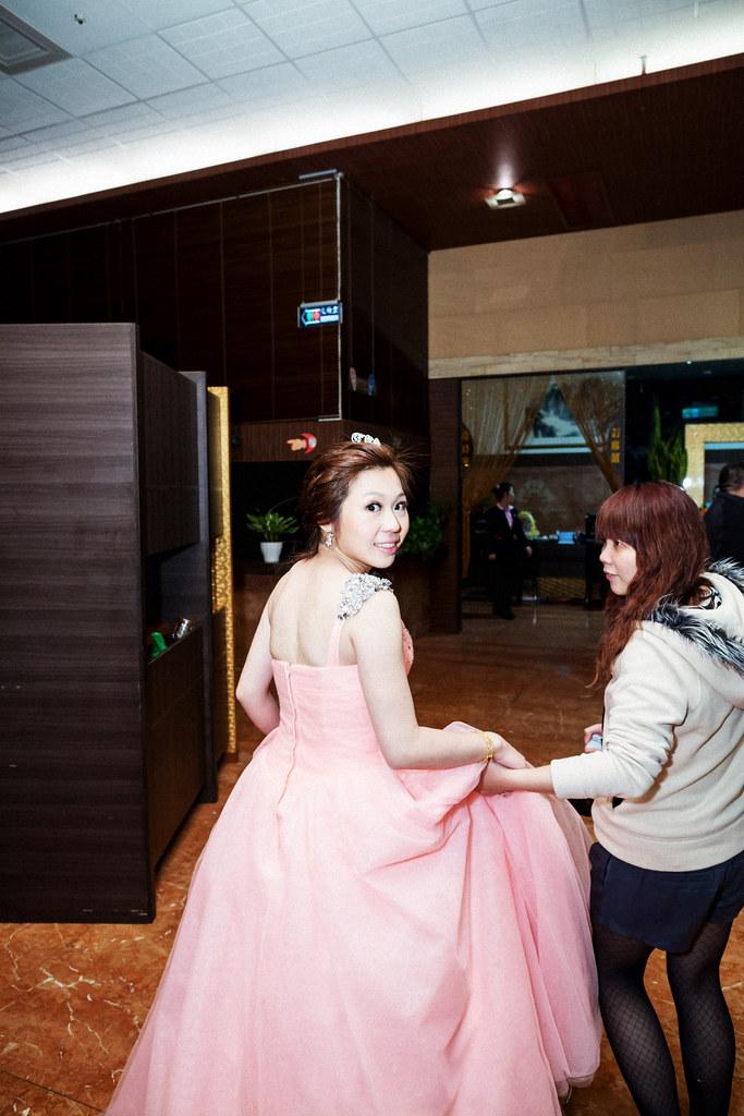 士銘&睿芯Wedding-099