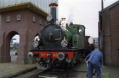 Museum Buurtspoorweg Twente (Ronald_H) Tags: railroad film museum train nikon railway f80 twente 2014 buurtspoorweg