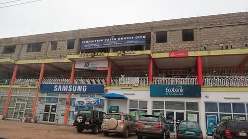 Haatso Papao Junction