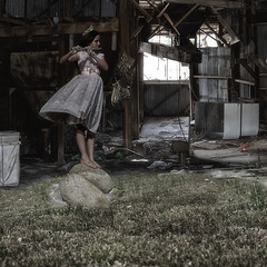 A Prayer in the Air (CrystallynnH) Tags: urban abandoned girl angel fairytale barn canon square dead lost heaven alone child play veil place crystal secret fear dream young illumination surreal places flute illuminated dreams lookingglass lonely conceptual joyful fears derelict mythology daydream abandonment myth enchanted innerchild aliceinwonderland fineartphotography archetype realm magdalene leftbehind containment decap eternalyouth justimagine surrealphotography conceptualphotography tír nóg woodcox brookeshaden texturedsquare creativecontext crystaldickersonhancock conceptualphotpgraphy crystalhancock makaylagill