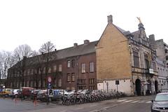 Brandweerarsenaal, Roeselare (Erf-goed.be) Tags: school museum geotagged westvlaanderen roeselare arsenaal archeonet jongensschool geo:lon=3127 brandweerarsenaal wielermuseum geo:lat=509446 polenplein