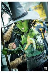2014 Vancouver Halloween Parade & #Expo (Ed Ng Photography) Tags: halloweenexpo halloweenparade edngphotographyvancouver anime cosplay halloween parade vancouver vancity wicked wickedwitch greenwitch green witch wizardofoz