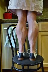 _DSC0166jj (ARDENT PHOTOGRAPHER) Tags: highheels muscle muscular mature milf tiptoe calves flexing veiny
