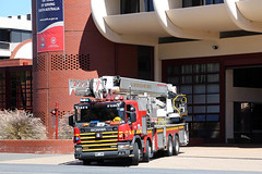 Adelaide 2015 (pobox448) Tags: fire south australian service sa metropolitan scania mfs bronto samfs
