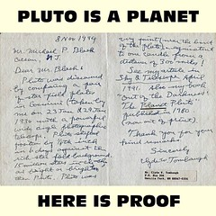 Pluto is a planet. (larry_pieniazek) Tags: fb albums larry pieniazek httpswwwfacebookcomphotophpfbid10153152123076804seta10150099548096804305629500911803type1