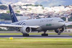 EI-DDH (rcspotting) Tags: boeing alitalia gru 777200 skyteam avgeek basp sbgr eiddh rcspotting