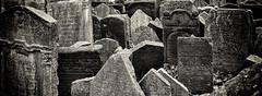 Old Jewish Cemetery, Prague