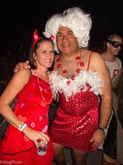 IMG_6473 (EddyG9) Tags: party music ball mom costume louisiana neworleans lingerie bodypaint moms wig mardigras 2015 momsball