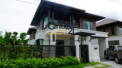 [C21U00066] House for rent in 2 storey, 170 sqm, land size 99 sqw with 3 bedrooms and 3 restrooms, fully funished at Setthasiri Sansai, Chiang mai