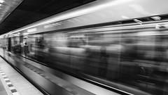 Subway (Radek Lokos Fotografie) Tags: train subway mono prague prag praha ubahn pankrac radeklokosfotografie