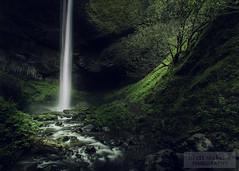 (brett.stakelin) Tags: ocean beach oregon waterfall mt waterfalls mthood pacificnorthwest hood pnw columbiarivergorge