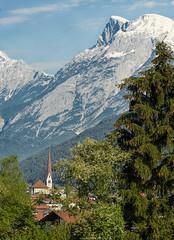 Inzing - Tirol (Ernst_P.) Tags: alps berg nose austria tirol sterreich kirche alpen landschaft nase tyrol autriche nariz aut gebirge hohemunde inzing dorfbild