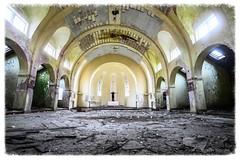 The Way Of Ozymandias (john&mairi) Tags: abandoned rural scotland chapel derelict dereliction ozymandias urbex percybyssheshelley sacrilegiousselfie