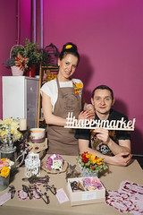 Арт-маркет ручной работы Happy Market. Фотоотчет