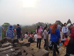 DSC01234 (LeeZhenYu) Tags: cambodia siemreap angkor phnombakheng phnom bakheng
