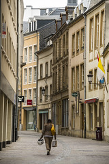 Bonjour, Luxembourg! (herecomesanothersongaboutmexico) Tags: city citystreets luxembourg luxembourgcity europetrip2016