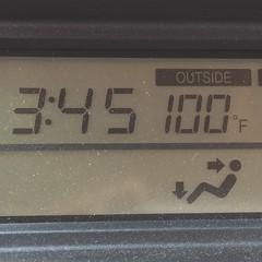 IMG_4063 (moohoorta) Tags: public square may driveway temperature friday 13th 100f 2016 may13th tumblr lexusrx350 160513 iphone6 locationbasha instagram ios93