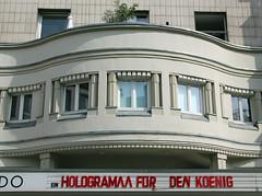 M&N-Mangel. (universaldilletant) Tags: kino frankfurt typo geschft reklame impro typographie