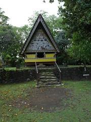 Bai house, Koror, Palau!