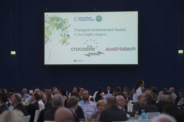 AutriaTech winner of the 2016 ITF Transport Achievement Award